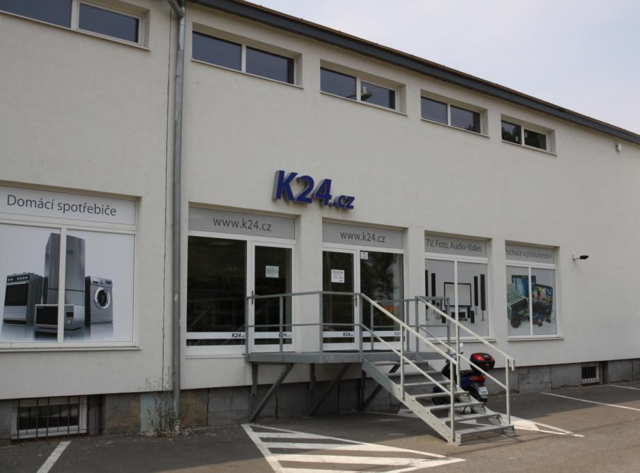 Výdejní místo K24.cz